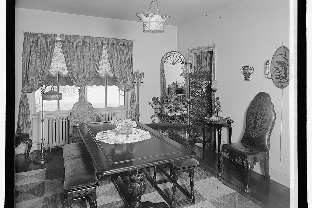 South Cathedral Mansions Apartment Interior